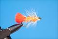 15051 Мушка стример RJ Woolly Bug Orange