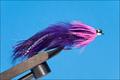 16039 Лососевая мушка Hare Ball Leech Aleutian