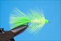 16043 Лососевая мушка Ice Cone-Chartreuse