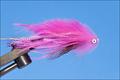 16046 Лососевая мушка Fluoro Hot Pink Beast