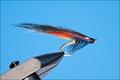 16050 Лососевая мушка Black Ranger Salar Double F W